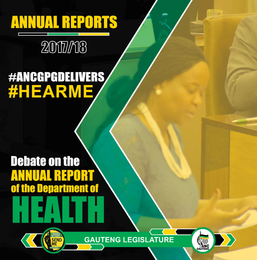 Annual Report on Health