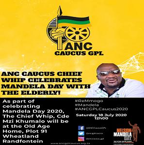 ANC Chief Whip on Mandela Day