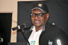 Political Input by ANC Gauteng Provincial Chairperson, Comrade David Makhura at Assembly of Cadres at Saint George Hotel, Irene in Centurion.