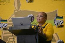 ANC GPL Caucus Governance Cluster Chairperson, Cde Dolly Ledwaba reports on the road to grow Gauteng together at the ANC Caucus Lekgotla