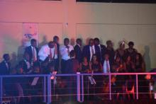 GPL Choir openning at the SOPA 2020