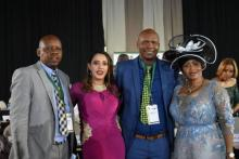 Members of the ANC GPL Caucus attending the 2020 State of the Province Address