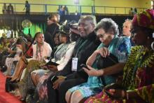 Attendees at the State of the Province Address