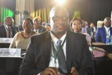 ANC Caucus Chief Whip Mzi Khumalo at the 2020State of the Province Address