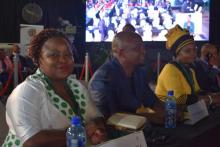 ANC Caucus Members at the 2020 SOPA