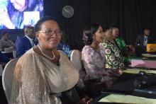 MEC Faith Mazibuko in attendance at the 2020 GP SOPA