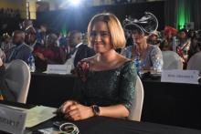 MEC Tasneem Motara in attendance at the 2020 GP SOPA