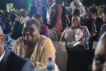 ANC Caucus Deputy Chief Whip Cde Thokozile Magagula at the 2020 SOPA