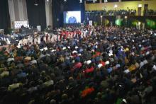 Crowd attendance at Premier David Makhura's 2020 SOPA